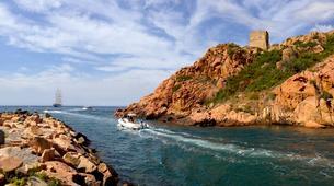 Plongée sous-marine-Porto Ota-Baptême de Plongée à Porto, Corse-5