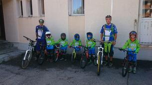 Vélo de Descente-Les Deux Alpes-Initiation au VTT de descente aux 2 Alpes-6