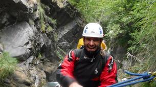 Canyoning-Lourdes-Canyon de Saugué à Lourdes-5