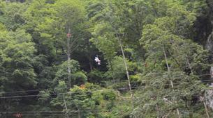 Zip-Lining-Ponga-Ziplining circuits in Ponga Natural Park-4