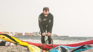 Kitesurf-El Médano, Tenerife-Kitesurfing courses on El Medano Beach, Tenerife-5