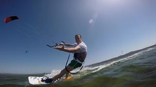 Kitesurfing-Cagliari-Kitesurfing lessons and courses near Cagliari, Sardinia-2