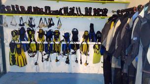 Plongée sous-marine-Peniche-Scuba diving PADI courses in Peniche, Portugal-6
