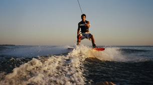 Wakeboard-Calvi-Session Wakeboard en bateau à Calvi-3