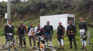 VTT-Maïdo, Saint-Paul-Descente VTT Extrême du Mont Maïdo, Ile de la Réunion-6