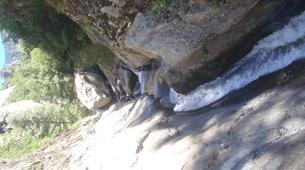 Canyoning-Prades-Canyon des Gorges du Llech, près de Prades-4