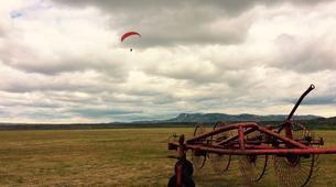 Paragliding-Reykjavik-Tandem paragliding flight over Reykjavík, Iceland-2