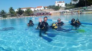 Scuba Diving-Sesimbra-Scuba diving PADI courses in Sesimbra, Portugal-5