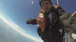 Parachutisme-Cannes-Saut en Parachute Tandem de 4000m à Cannes-2
