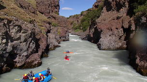 Rafting-Nord-Ouest de l'Islande-Extreme rafting down the East Glacial River, Northwestern Region of Iceland-1