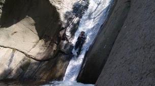 Canyoning-Prades-Canyon Sportif du Llech, près de Prades-3