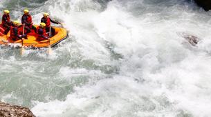 Rafting-Thonon-les-Bains-Descente en rafting de la Dranse à Thonon les Bains-6