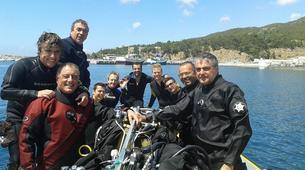 Plongée sous-marine-Peniche-Scuba diving PADI courses in Peniche, Portugal-1