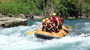 Canyoning-Spanish Catalan Pyrenees-2 Day Rafting and Canyoning trip in the Spanish Catalan Pyrenees-3