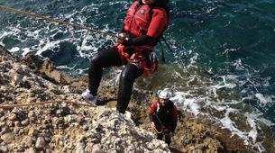 Coasteering-Mallorca-Coasteering on the cliffs of Mallorca-6