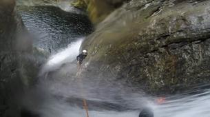 Canyoning-Prades-Canyon Sportif du Llech, près de Prades-2