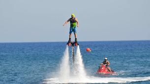 Flyboard / Hoverboard-Santorin-Flyboarding session in Santorini-2