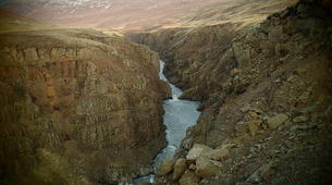 Rafting-Northwestern Region of Iceland-Extreme rafting down the East Glacial River, Northwestern Region of Iceland-4