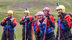 Rafting-Northeastern Region of Iceland-Whitewater excursion down the East Glacial River, Northeastern Region of Iceland-3