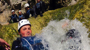 Canyoning-Omis-Cetina River Canyon in Omis-2