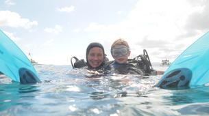 Scuba Diving-Le Marin-First scuba dives in Martinique-3