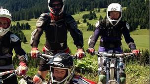 Vélo de Descente-Avoriaz, Portes du Soleil-Initiation VTT à Avoriaz-6