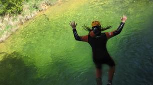 Canyoning-Núria-Canyoning dans les Gorges de Nuria-3