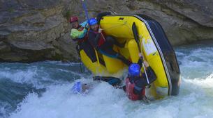 Rafting-Murillo de Gallego-Rafting activity on the Gallego River in Murillo de Gallego-3