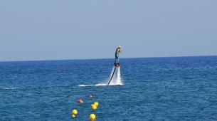 Flyboard / Hoverboard-Santorin-Flyboarding session in Santorini-4