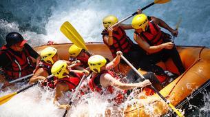Rafting-Thonon-les-Bains-Rafting down the Dranse in Thonon-les-Bains-1