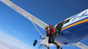 Skydiving-Maubeuge-4000m Tandem Parachute Jump in Maubeuge-3