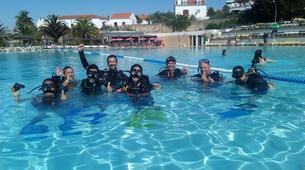 Plongée sous-marine-Peniche-Scuba diving PADI courses in Peniche, Portugal-5