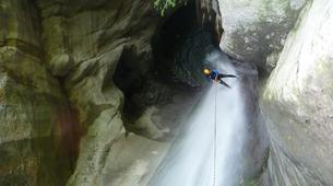 Canyoning-Annecy-Canyon Initiation de Montmin à Annecy-5
