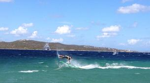 Windsurf-Porto Pollo-Windsurfing funboard courses in Porto Pollo, Sardinia-3