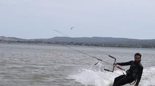 Kitesurfing-Punta Trettu-Kitesurfing Lessons and Courses in Punta Trettu-1