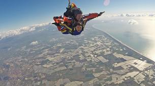 Skydiving-Amalfi Coast-Tandem Skydive from 4500m over the Amalfi Coast near Naples-5