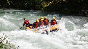 Rafting-Thonon-les-Bains-Rafting down the Dranse in Thonon-les-Bains-4