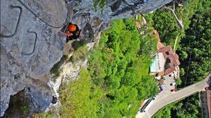 Via Ferrata-Ponga-Via ferrata itineraries for beginners in Ponga Natural Park-1
