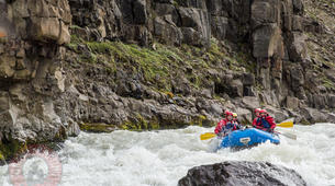Rafting-Nord-Ouest de l'Islande-3 Day rafting trip down the East Glacial River, Northwestern Region of Iceland-1