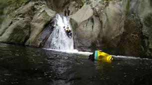 Canyoning-Prades-Canyon Sportif du Llech, près de Prades-6