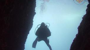 Scuba Diving-Zakynthos (Zante)-Guided adventure dives in Zante, Greece-2