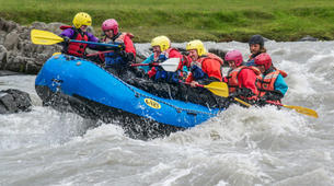 Rafting-West Glacial River-Rafting down the West Glacial River, Northwestern Region of Iceland-5