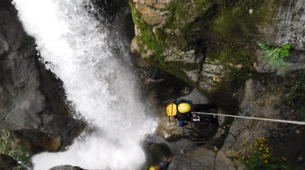 Canyoning-Lourdes-Canyon de Saugué à Lourdes-6