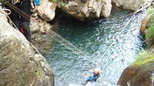Canyoning-Spanish Catalan Pyrenees-2 Day Rafting and Canyoning trip in the Spanish Catalan Pyrenees-1