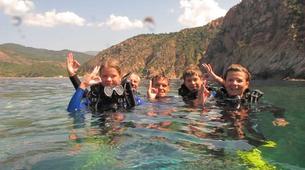 Plongée sous-marine-Porto Ota-Baptême de Plongée à Porto, Corse-4