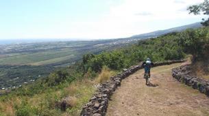 Vélo de Descente-La Réunion-Descente VTT du Mont Maïdo, Ile de la Réunion-3