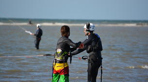 Kitesurf-Normandie-Cours de kitesurf à Cabourg-3