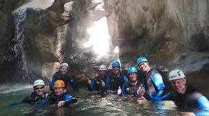 Canyoning-Annecy-Canyon Sportif de Montmin à Annecy-3