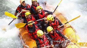 Rafting-Thonon-les-Bains-Descente en rafting de la Dranse à Thonon les Bains-2