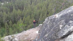 Abseiling-Hardangervidda National Park-Abseiling excursion in Dagali, Norway-6